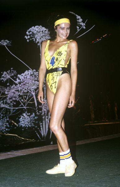 Московская красавица 1988 года
