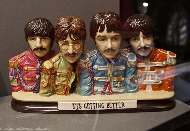 Музей истории The Beatles в Ливерпуле