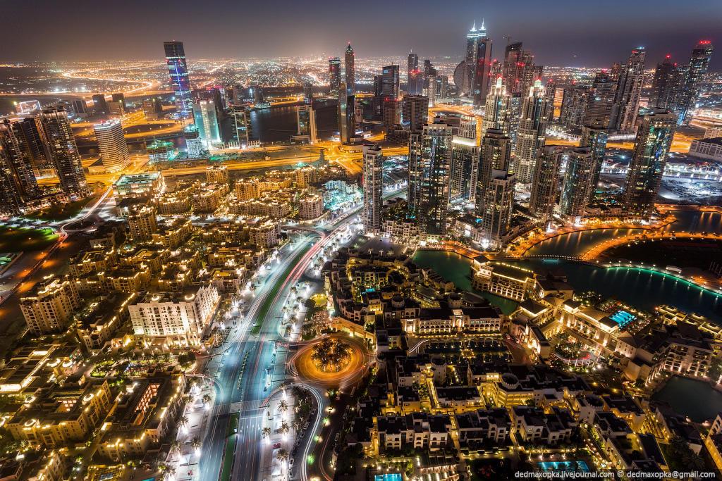 nakrishaxdubaya 13 Российские руферы на крышах Дубая