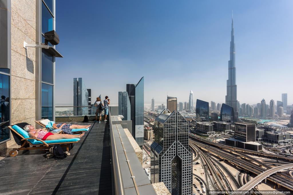 nakrishaxdubaya 20 Российские руферы на крышах Дубая