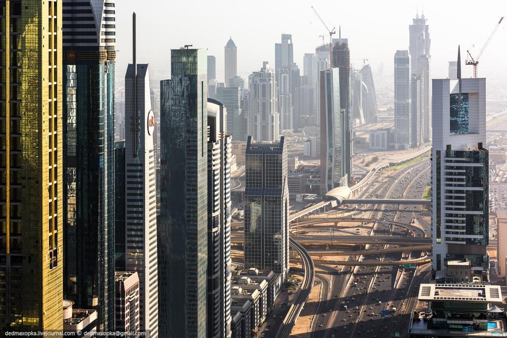 nakrishaxdubaya 22 Российские руферы на крышах Дубая