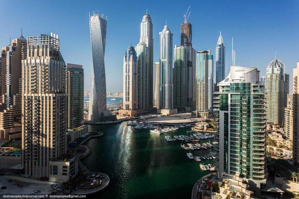 nakrishaxdubaya 27 Российские руферы на крышах Дубая