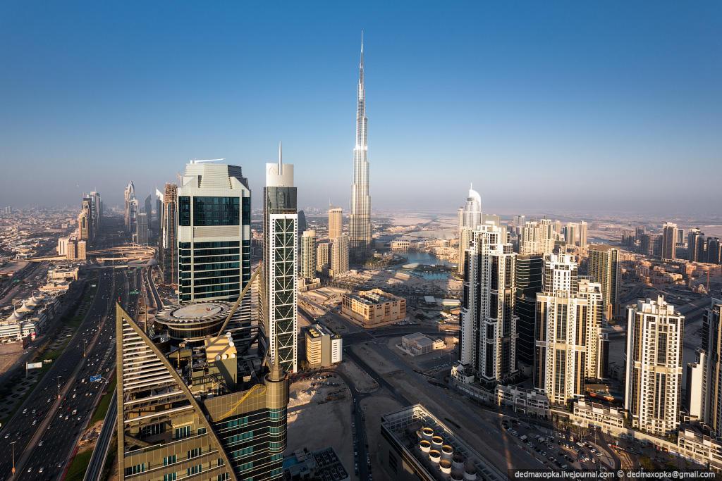 nakrishaxdubaya 3 Российские руферы на крышах Дубая