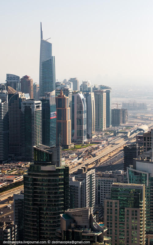 nakrishaxdubaya 35 Российские руферы на крышах Дубая