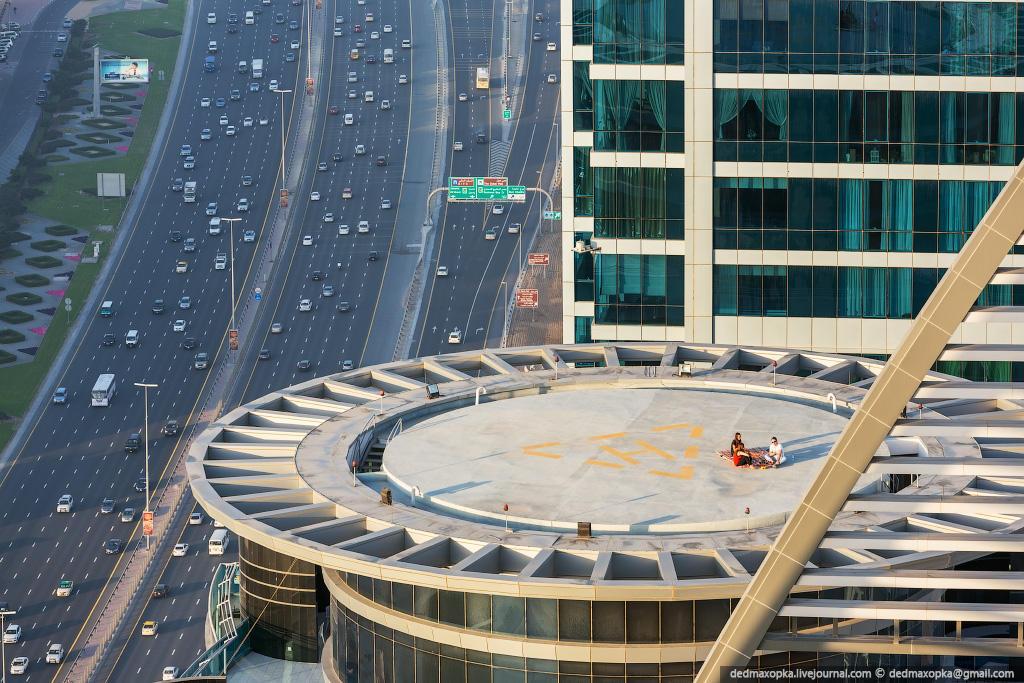 nakrishaxdubaya 4 Российские руферы на крышах Дубая