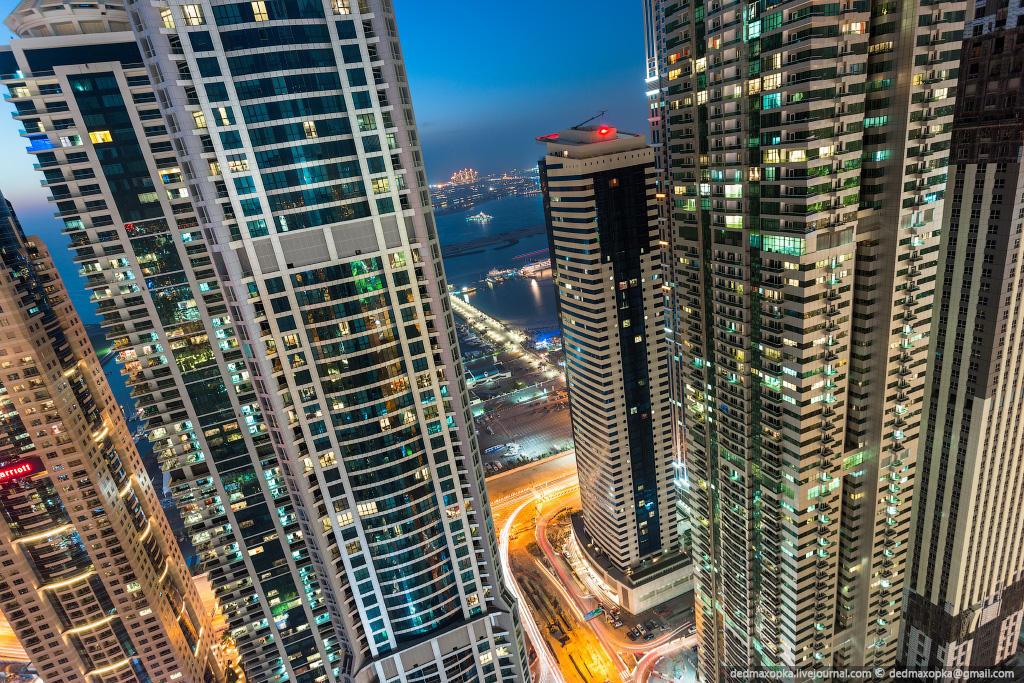 nakrishaxdubaya 40 Российские руферы на крышах Дубая