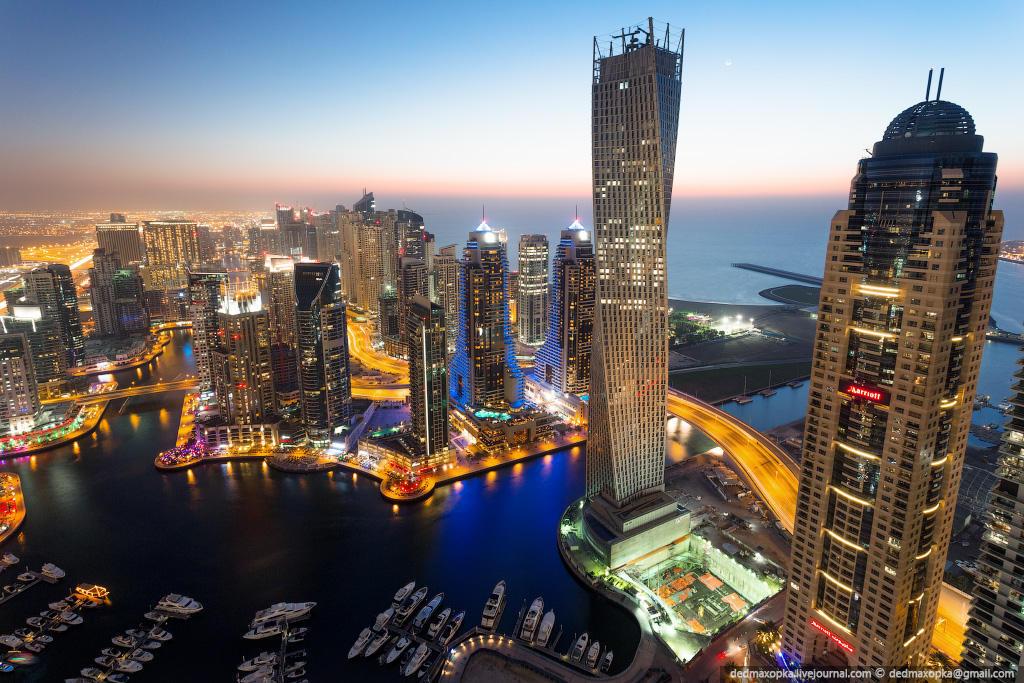 nakrishaxdubaya 41 Российские руферы на крышах Дубая