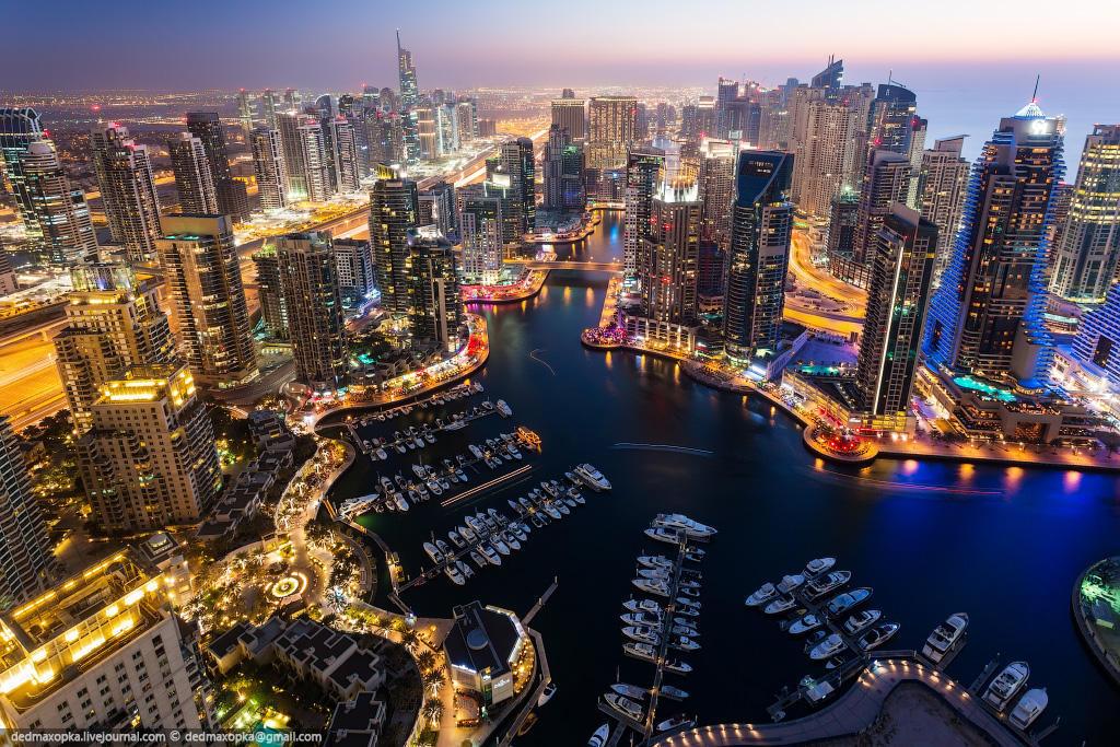 nakrishaxdubaya 45 Российские руферы на крышах Дубая