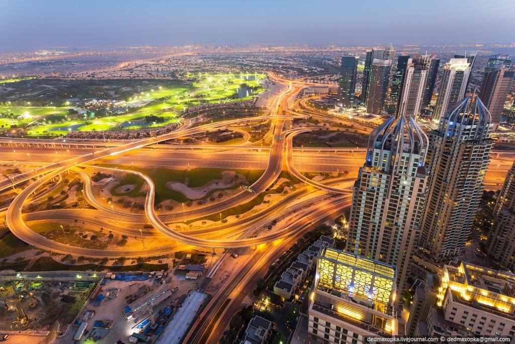 nakrishaxdubaya 46 Российские руферы на крышах Дубая