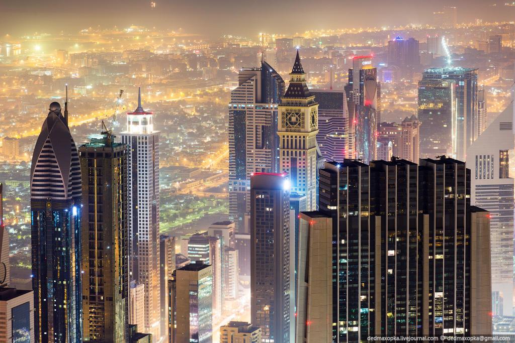 nakrishaxdubaya 48 Российские руферы на крышах Дубая