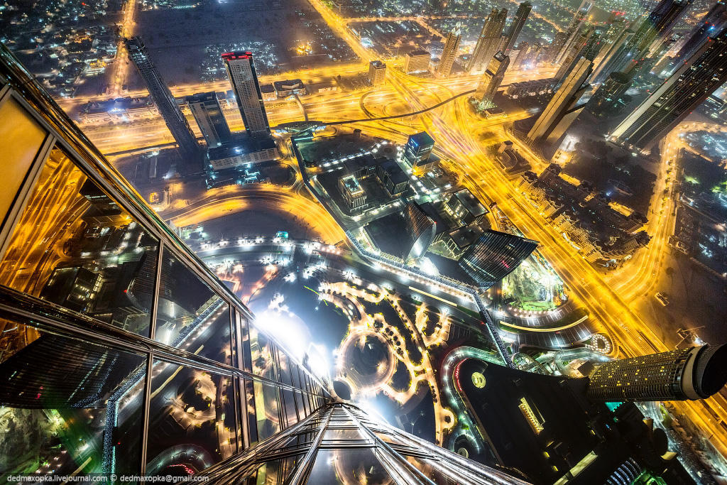 nakrishaxdubaya 50 Российские руферы на крышах Дубая