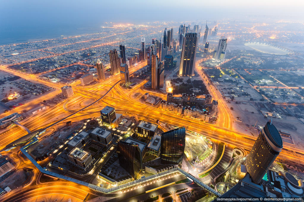 nakrishaxdubaya 51 Российские руферы на крышах Дубая