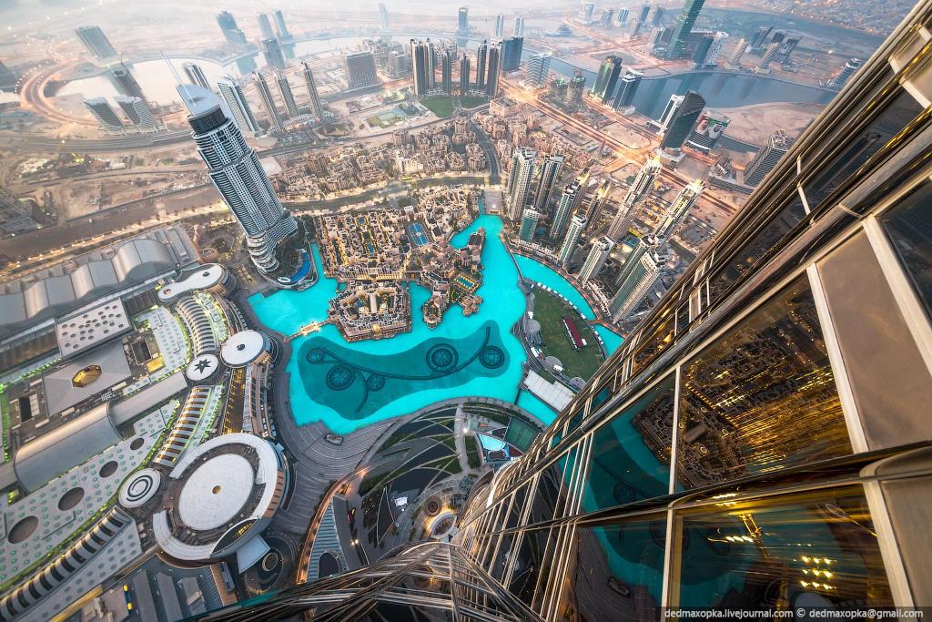 nakrishaxdubaya 52 Российские руферы на крышах Дубая