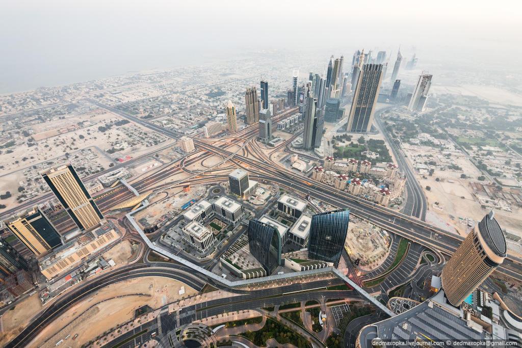 nakrishaxdubaya 53 Российские руферы на крышах Дубая