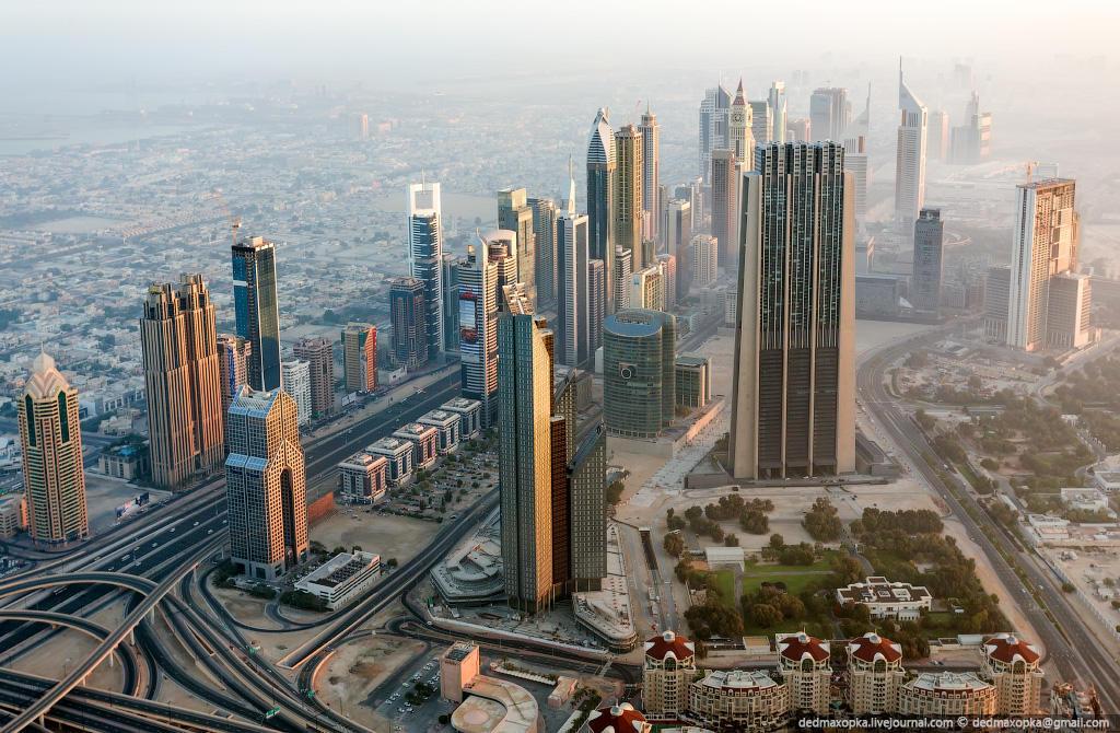nakrishaxdubaya 56 Российские руферы на крышах Дубая