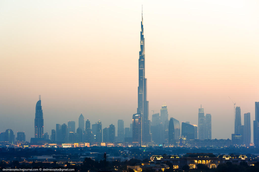 nakrishaxdubaya 57 Российские руферы на крышах Дубая