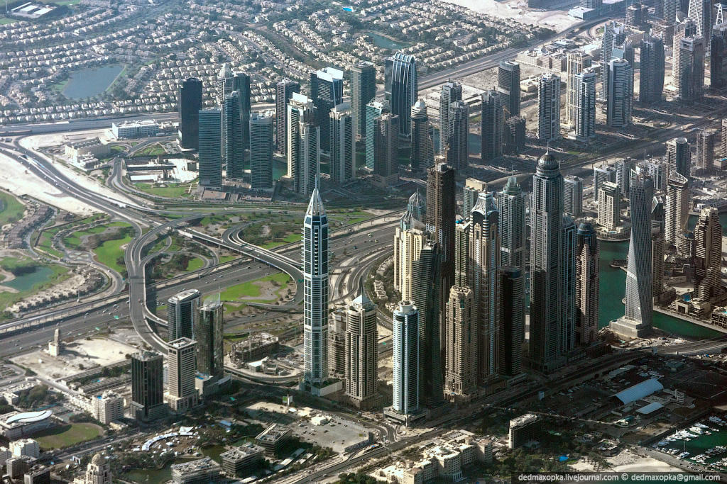 nakrishaxdubaya 59 Российские руферы на крышах Дубая