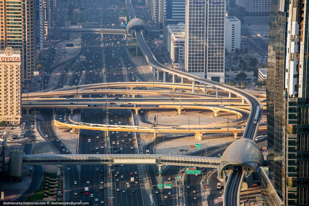 nakrishaxdubaya 6 Российские руферы на крышах Дубая