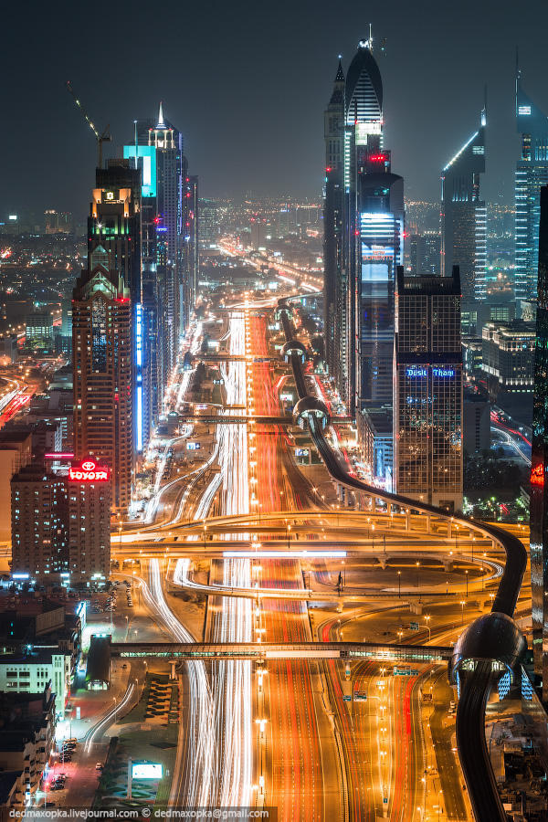 nakrishaxdubaya 8 Российские руферы на крышах Дубая