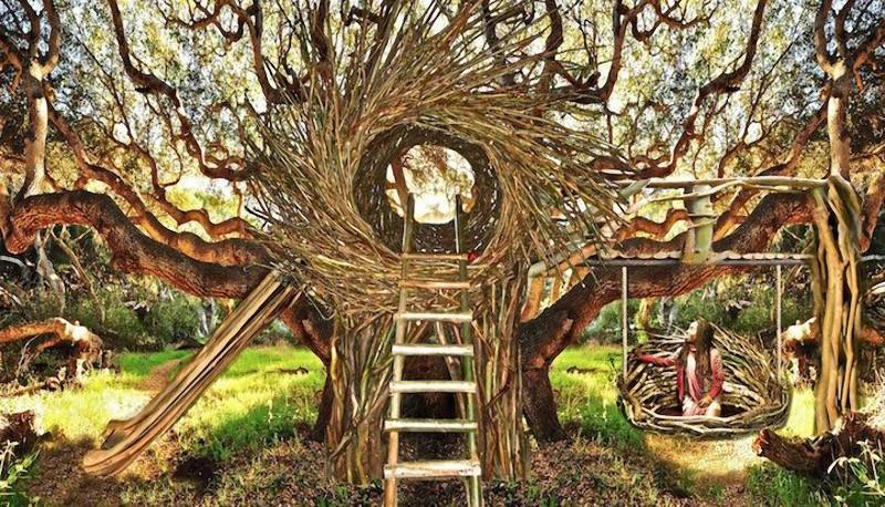 nests01 Гнезда для людей