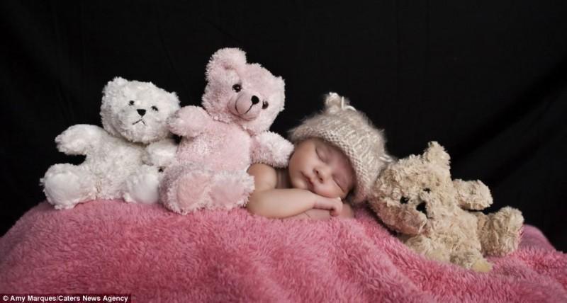 newborns01 800x428 Шапочки для новорожденных