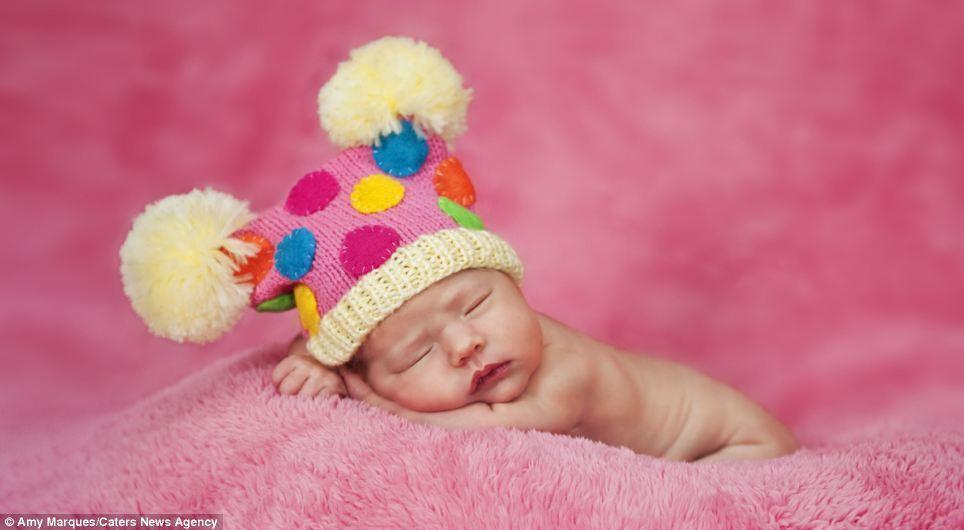 newborns04 Шапочки для новорожденных