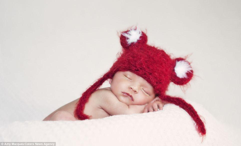 newborns07 Шапочки для новорожденных