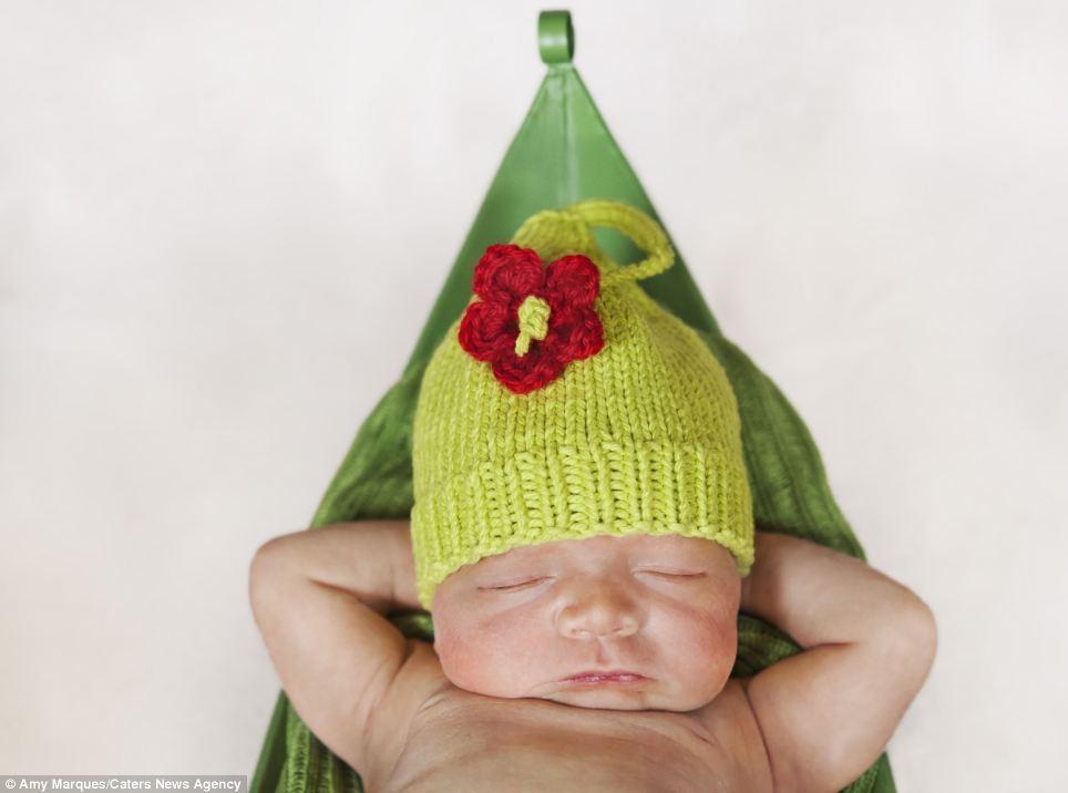 newborns09 Шапочки для новорожденных