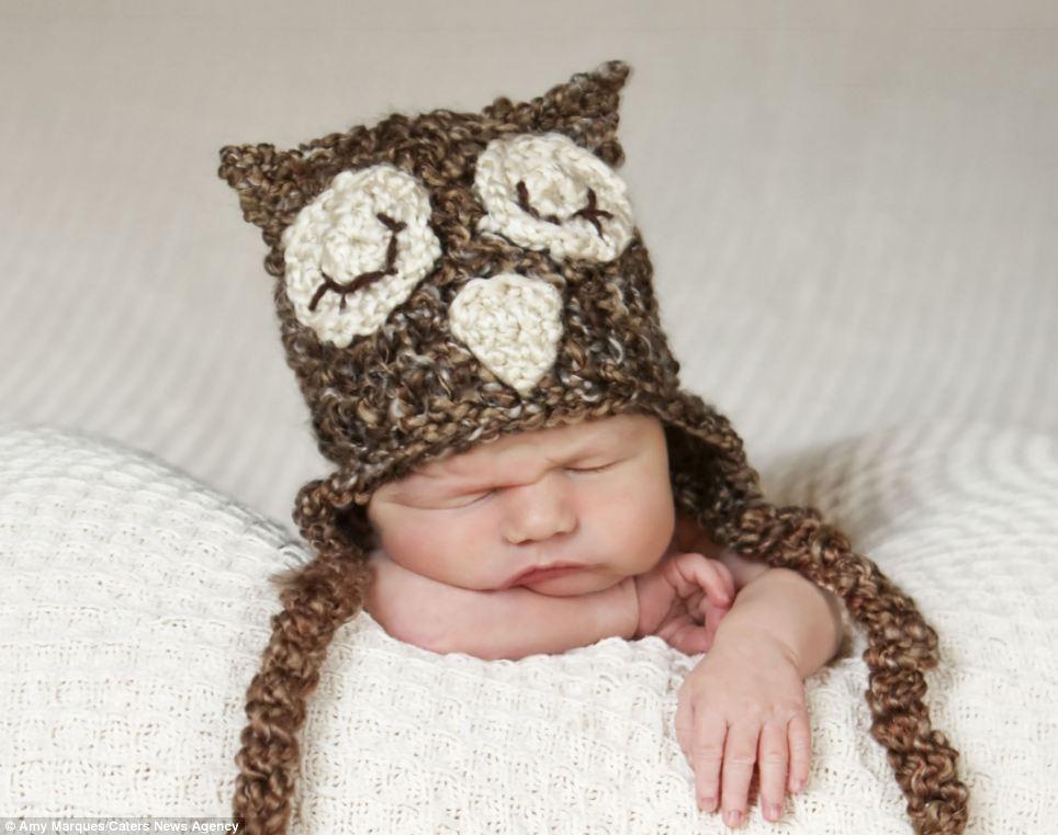 newborns12 Шапочки для новорожденных