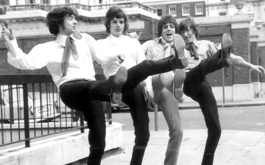 pinkfloyd01 Pink Floyd в фотографиях