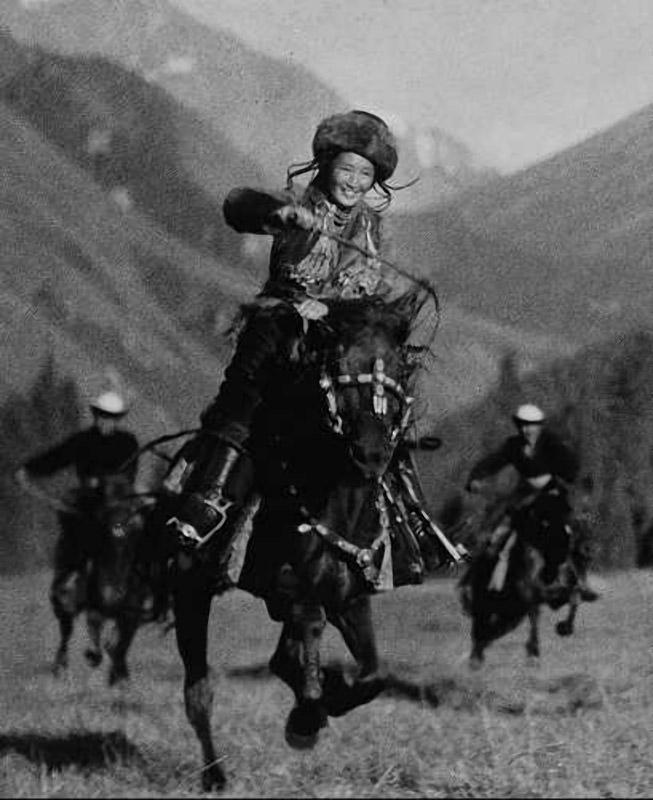 sovietwoman09 Советская женщина в фотографиях
