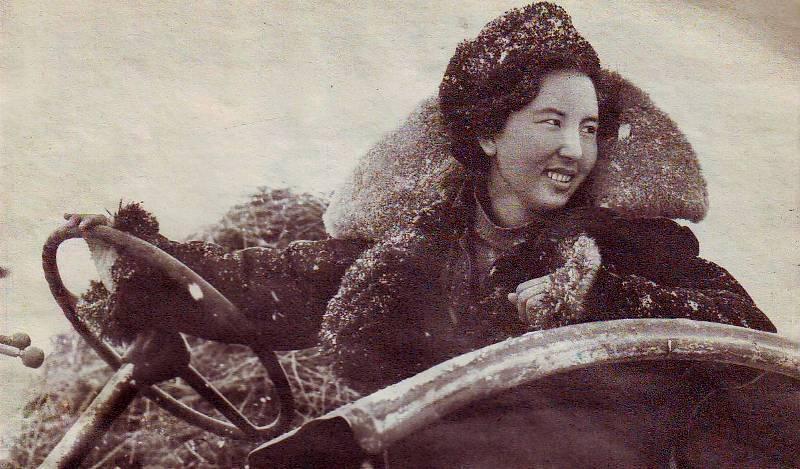 sovietwoman10 Советская женщина в фотографиях