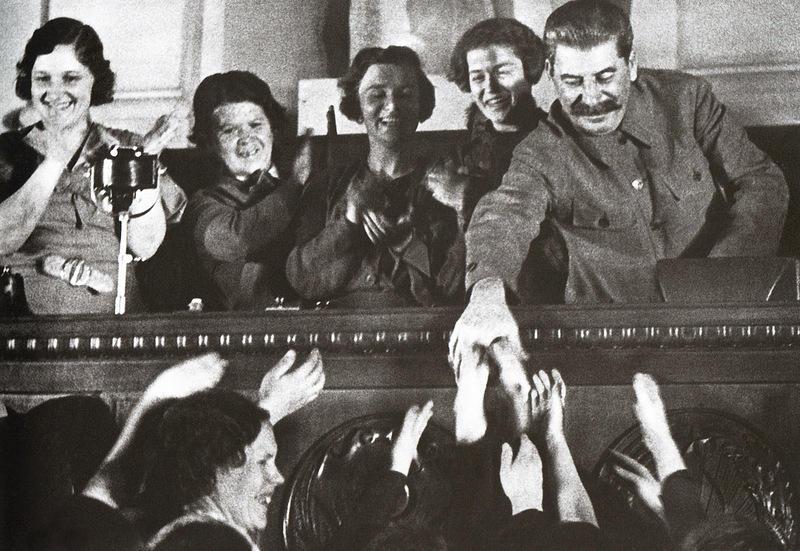 sovietwoman11 Советская женщина в фотографиях