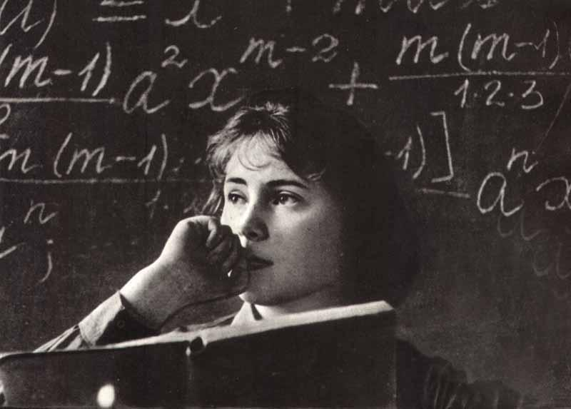 sovietwoman14 Советская женщина в фотографиях