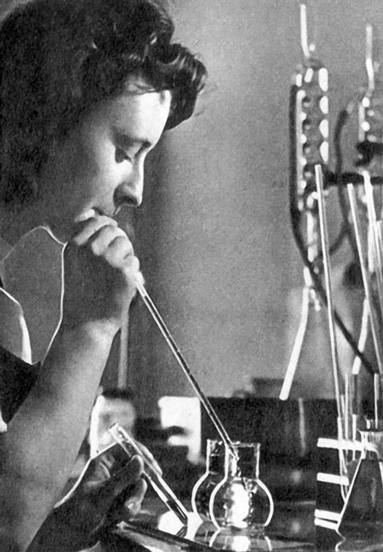 sovietwoman17 Советская женщина в фотографиях
