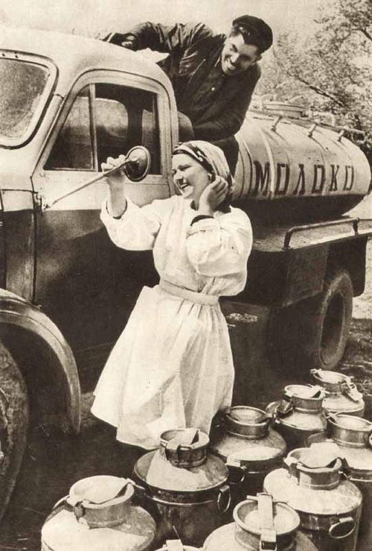 sovietwoman18 Советская женщина в фотографиях