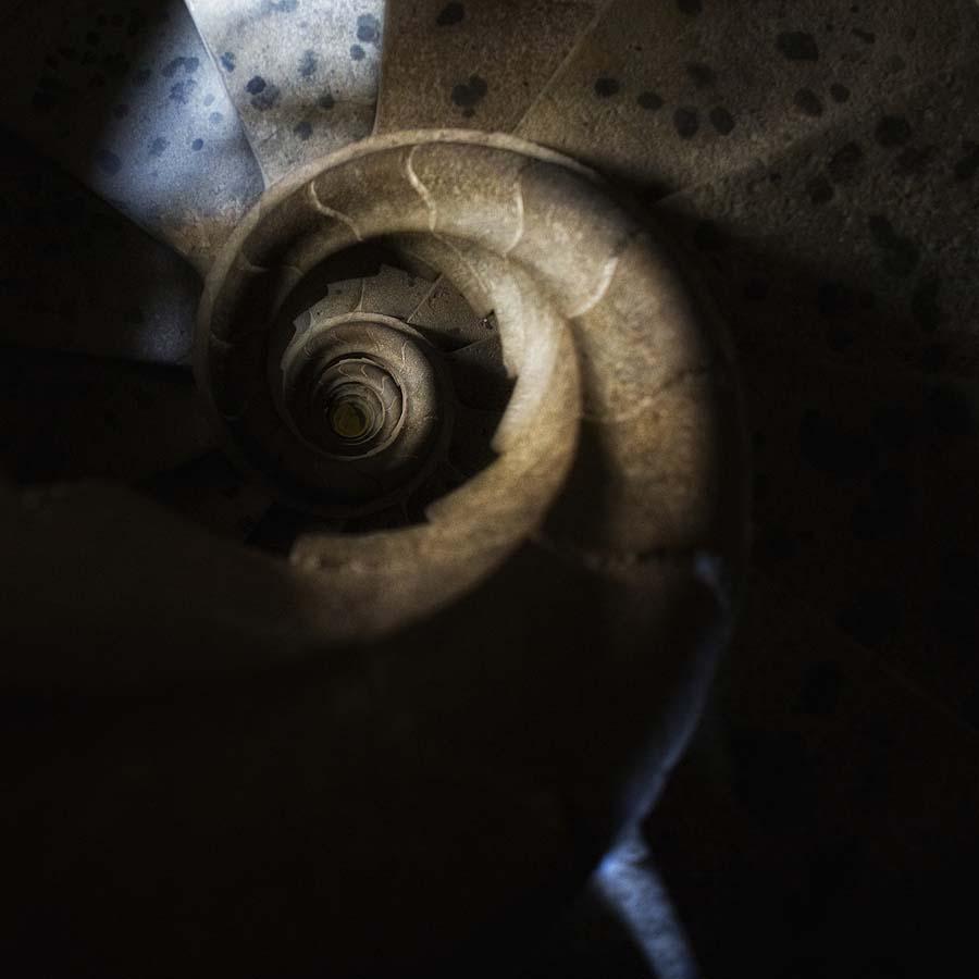 spiralnielestnici 10 Головокружительная красота спиральных лестниц