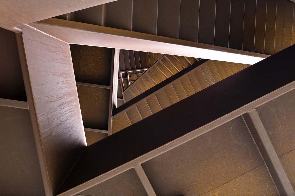 spiralnielestnici 12 Головокружительная красота спиральных лестниц