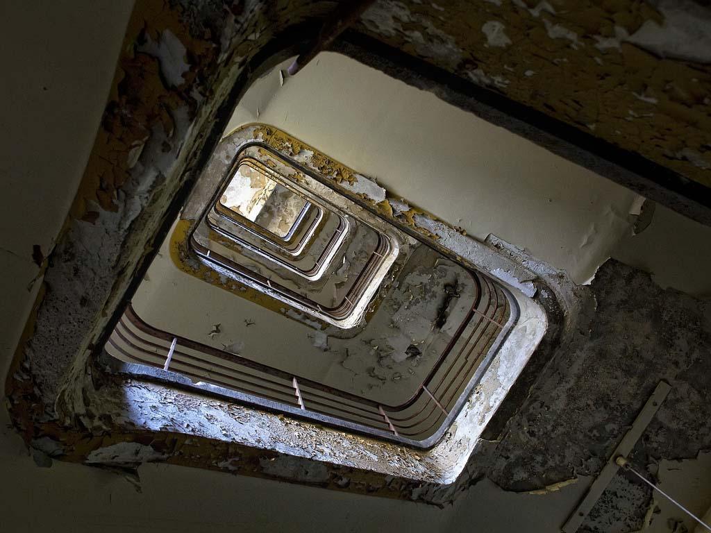 spiralnielestnici 16 Головокружительная красота спиральных лестниц