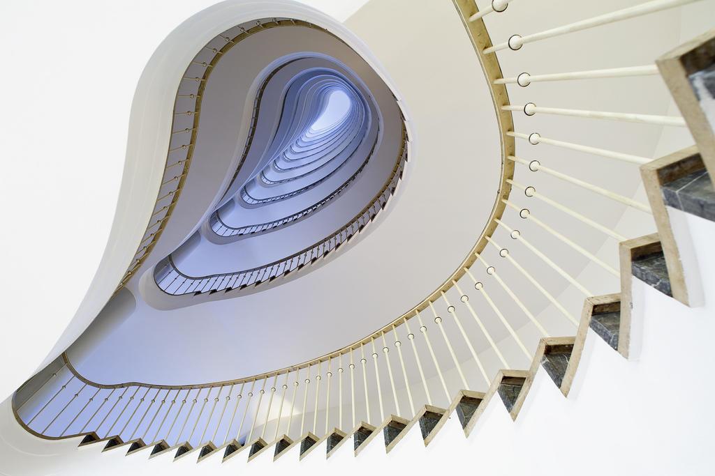 spiralnielestnici 18 Головокружительная красота спиральных лестниц