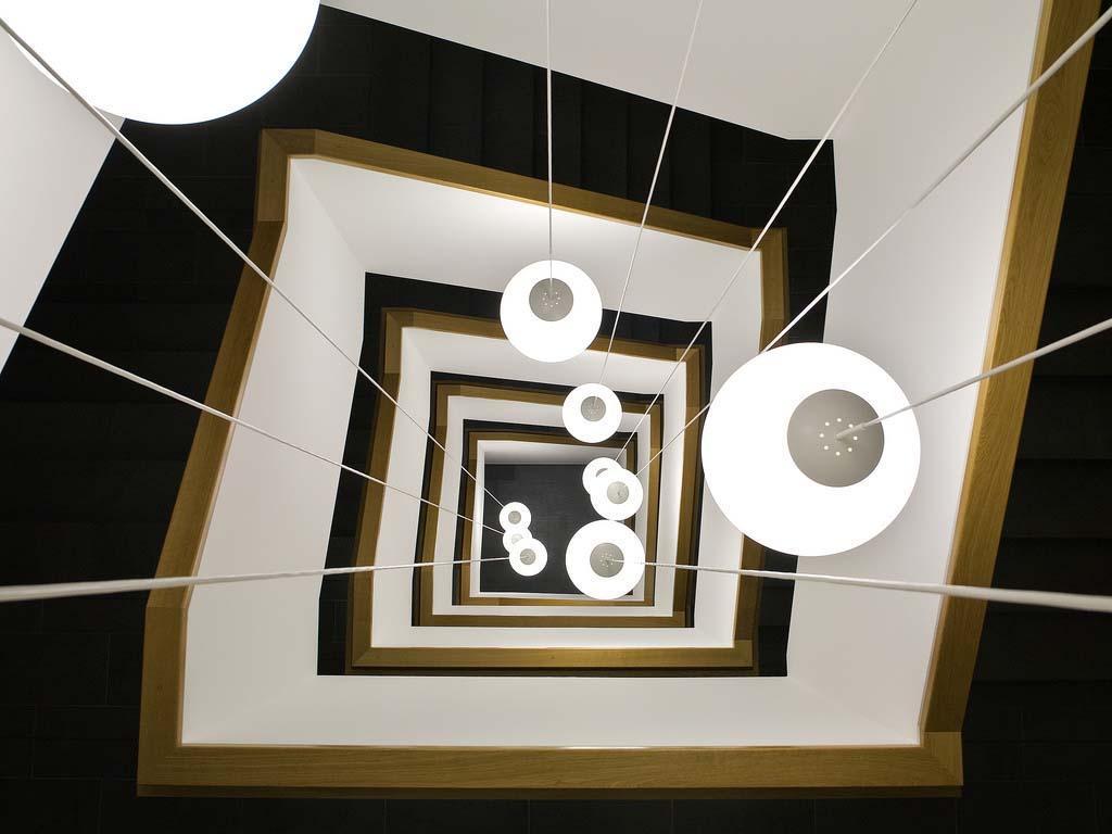 spiralnielestnici 20 Головокружительная красота спиральных лестниц