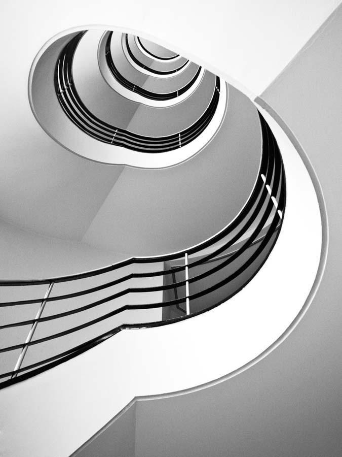spiralnielestnici 28 Головокружительная красота спиральных лестниц