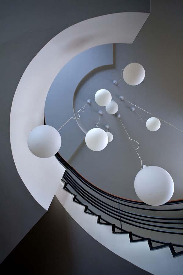 spiralnielestnici 6 Головокружительная красота спиральных лестниц