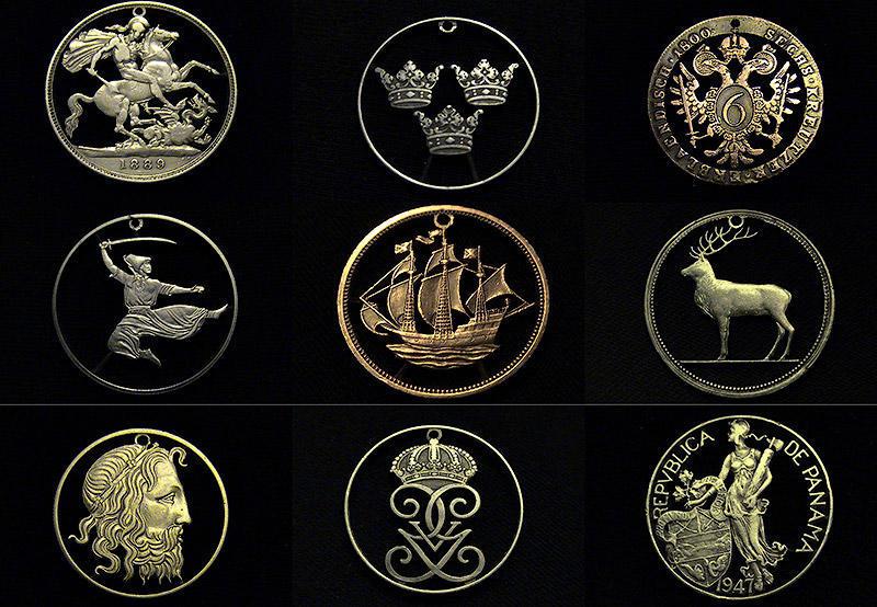 temp5 Удивительная резьба по монетам