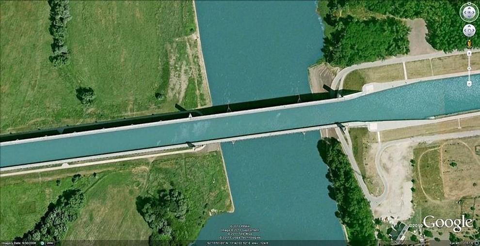 waterbridges05 Три самых впечатляющих водяных моста в мире