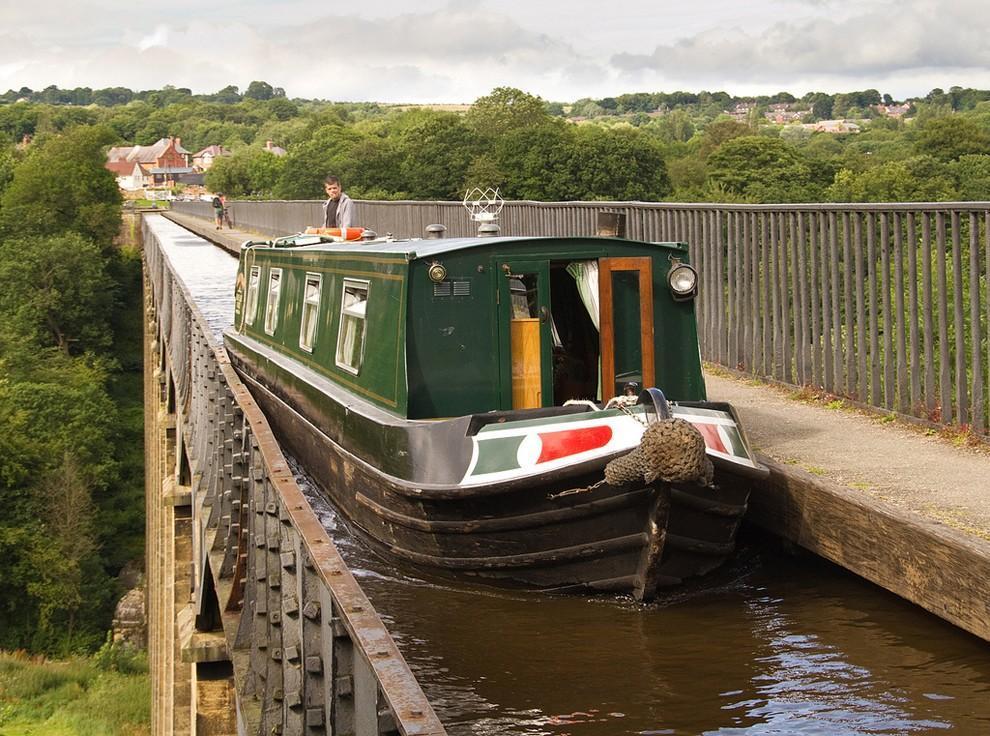 waterbridges10 Три самых впечатляющих водяных моста в мире