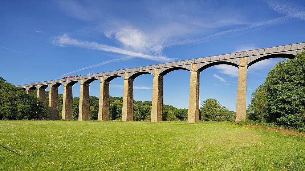 waterbridges11 Три самых впечатляющих водяных моста в мире