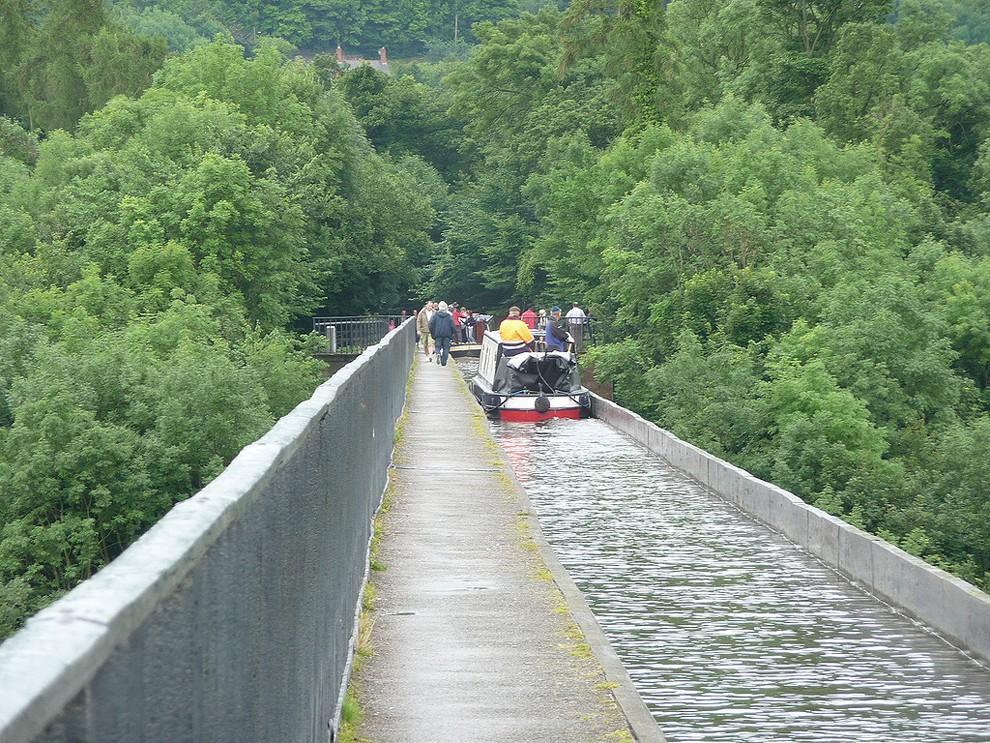 waterbridges14 Три самых впечатляющих водяных моста в мире