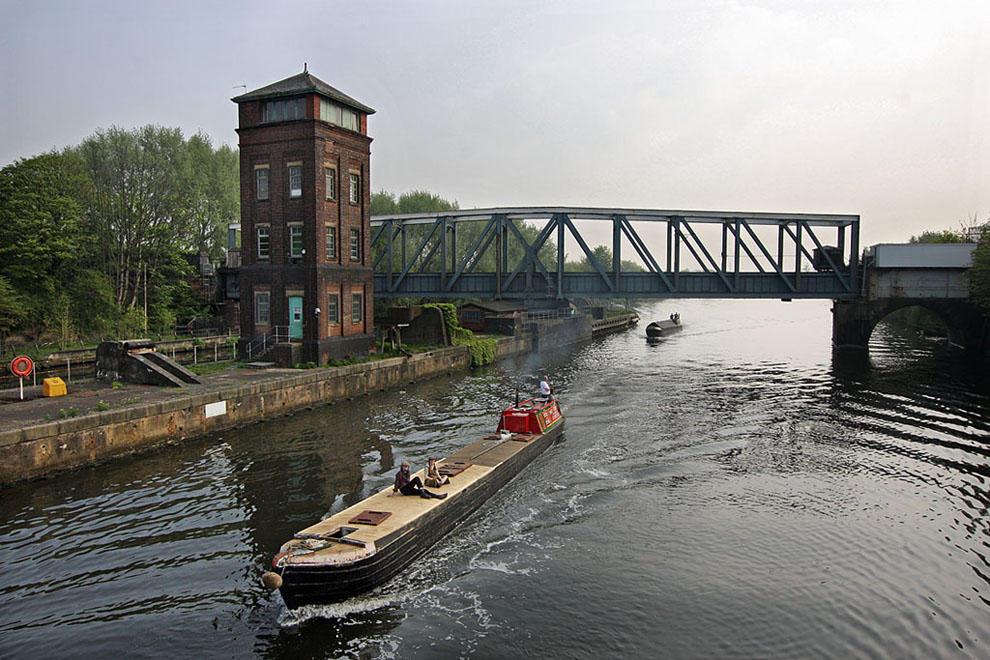 waterbridges15 Три самых впечатляющих водяных моста в мире