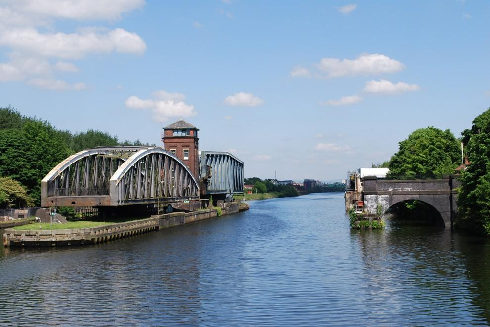 waterbridges19 Три самых впечатляющих водяных моста в мире